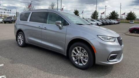 2021 Chrysler Pacifica for sale at Waconia Auto Detail in Waconia MN
