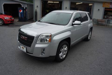 2013 GMC Terrain for sale at Autos By Joseph Inc in Highland NY