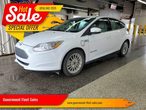 2013 Ford Focus for sale at Government Fleet Sales in Kansas City MO