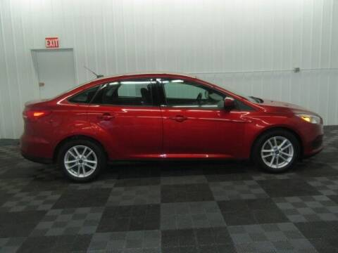 2018 Ford Focus for sale at Michigan Credit Kings in South Haven MI