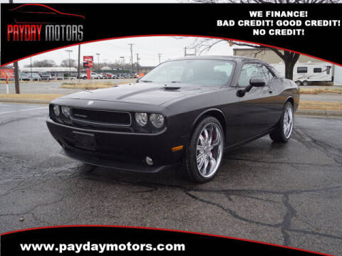 2009 Dodge Challenger for sale at Payday Motors in Wichita And Topeka KS