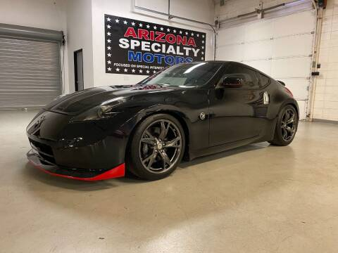 2009 Nissan 370Z for sale at Arizona Specialty Motors in Tempe AZ