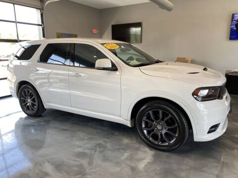2018 Dodge Durango for sale at Crossroads Car & Truck in Milford OH