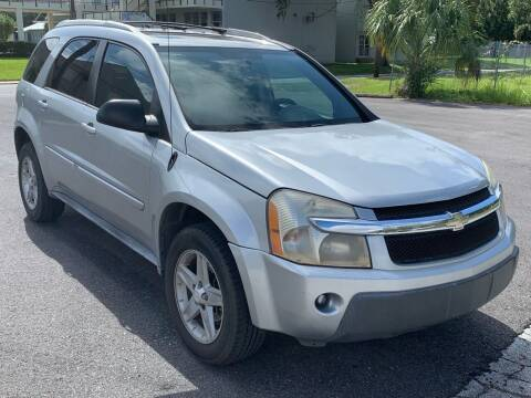 2005 Chevrolet Equinox for sale at Consumer Auto Credit in Tampa FL