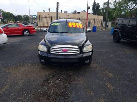 2011 Chevrolet HHR for sale at Frankies Auto Sales in Detroit MI