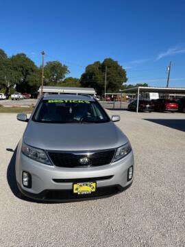 2014 Kia Sorento for sale at Bostick's Auto & Truck Sales LLC in Brownwood TX