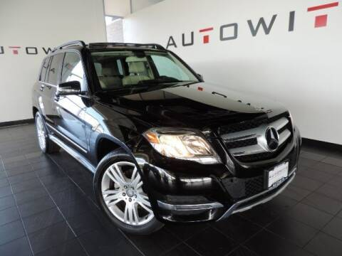 2015 Mercedes-Benz GLK for sale at AutoWits in Scottsdale AZ