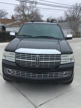 2007 Lincoln Navigator for sale at Suburban Auto Sales LLC in Madison Heights MI