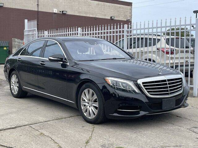 2014 Mercedes-Benz S-Class for sale at SOUTHFIELD QUALITY CARS in Detroit MI