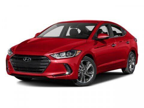 2017 Hyundai Elantra for sale at Suburban Chevrolet in Claremore OK