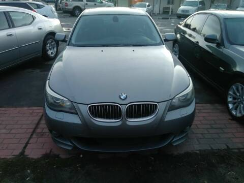 2008 BMW 5 Series for sale at Marvelous Motors in Garden City ID