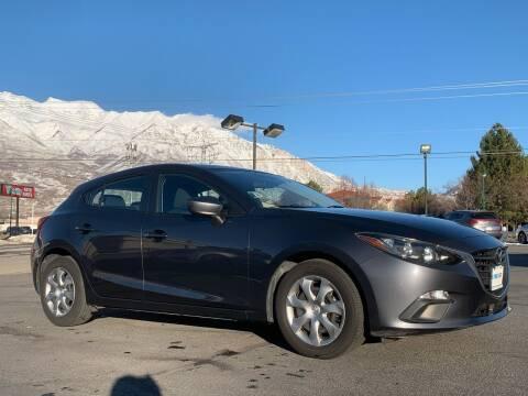 2015 Mazda MAZDA3 for sale at Ultimate Auto Sales Of Orem in Orem UT