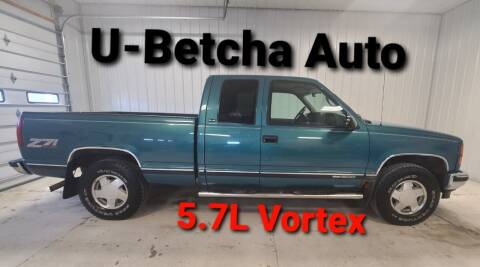 1997 GMC Sierra 1500 for sale at Ubetcha Auto in St. Paul NE