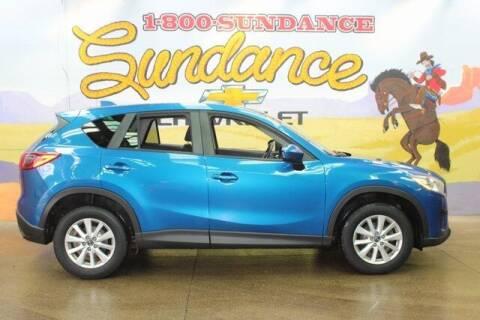 2013 Mazda CX-5 for sale at Sundance Chevrolet in Grand Ledge MI