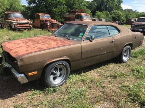 1973 Plymouth Duster for sale at Mafia Motors in Boerne TX
