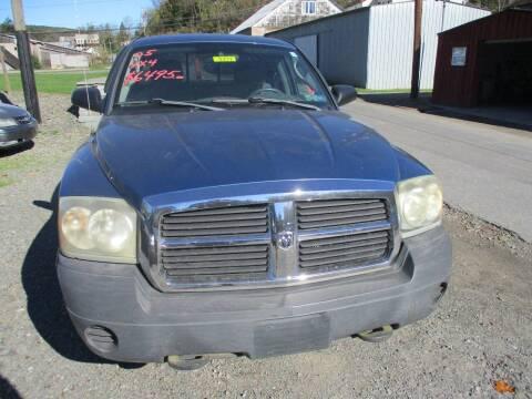 2005 Dodge Dakota for sale at FERNWOOD AUTO SALES in Nicholson PA