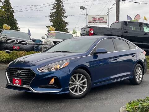 2019 Hyundai Sonata for sale at Real Deal Cars in Everett WA