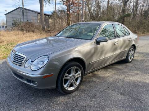 2006 Mercedes-Benz E-Class for sale at Speed Auto Mall in Greensboro NC