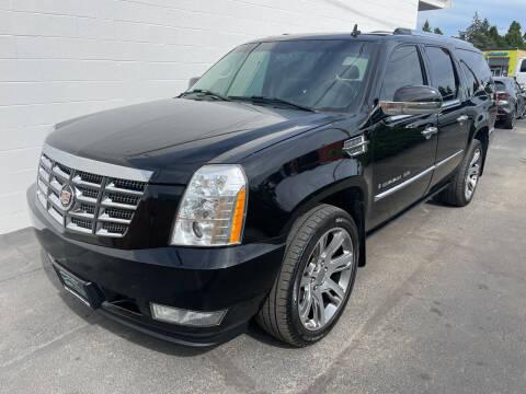 2008 Cadillac Escalade ESV for sale at APX Auto Brokers in Edmonds WA