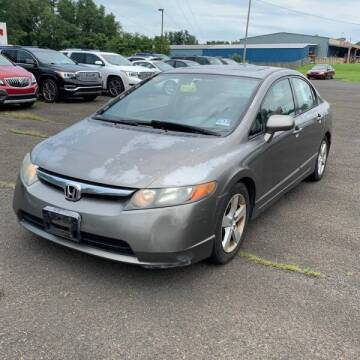 2006 Honda Civic for sale at CRS 1 LLC in Lakewood NJ