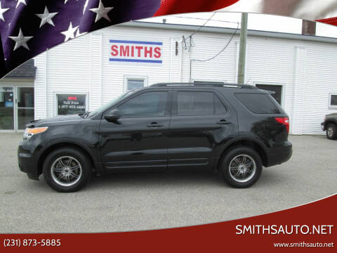 2012 Ford Explorer for sale at SmithsAuto.net in Hart MI