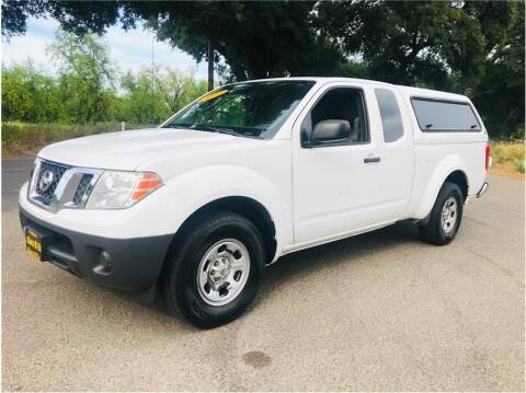 2012 Nissan Frontier for sale at KARS R US in Modesto CA
