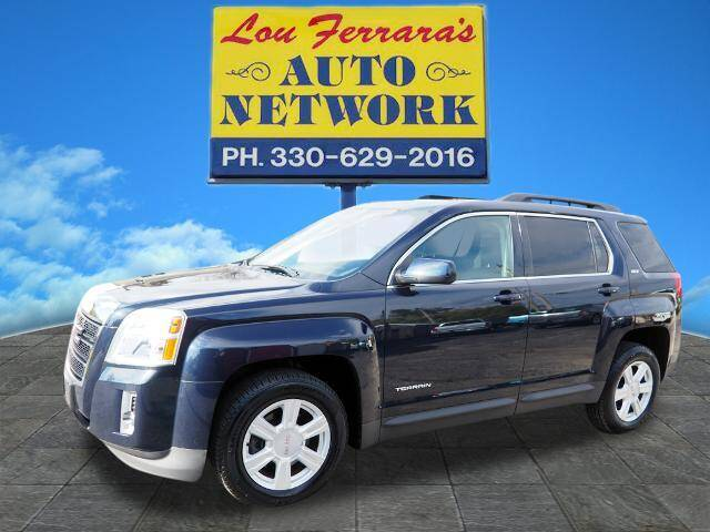 2015 GMC Terrain for sale at Lou Ferraras Auto Network in Youngstown OH