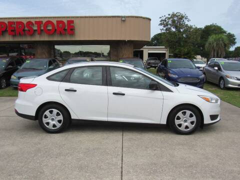 2018 Ford Focus for sale at Checkered Flag Auto Sales NORTH in Lakeland FL