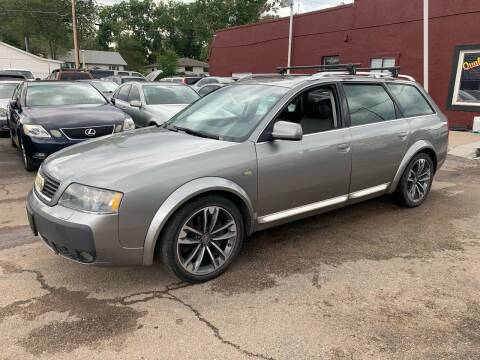 2005 Audi Allroad for sale at B Quality Auto Check in Englewood CO