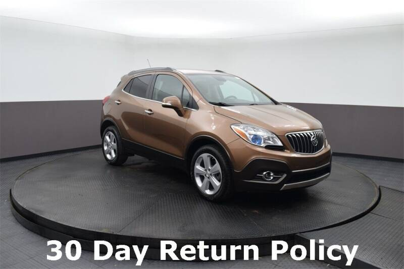2016 Buick Encore for sale at M & I Imports in Highland Park IL