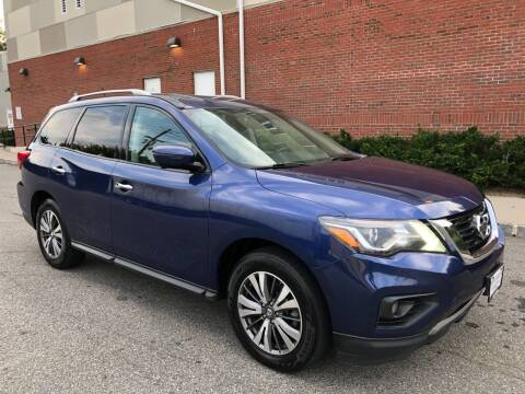 2017 Nissan Pathfinder for sale at Imports Auto Sales Inc. in Paterson NJ