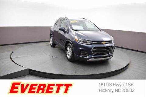 2019 Chevrolet Trax for sale at Everett Chevrolet Buick GMC in Hickory NC
