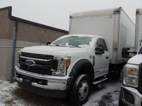 2017 Ford F-550 Super Duty for sale at East Providence Auto Sales in East Providence RI