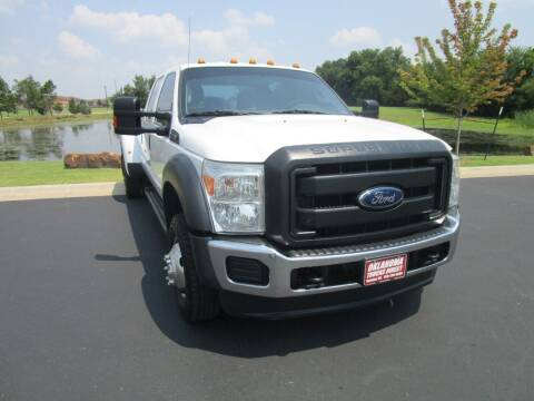 2015 Ford F-350 Super Duty for sale at Oklahoma Trucks Direct in Norman OK