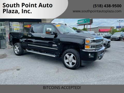 2017 Chevrolet Silverado 2500HD for sale at South Point Auto Plaza, Inc. in Albany NY