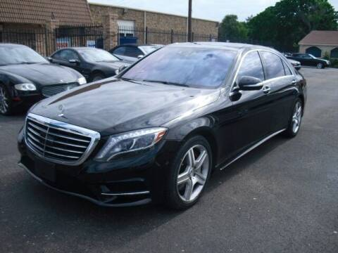 2014 Mercedes-Benz S-Class for sale at German Exclusive Inc in Dallas TX
