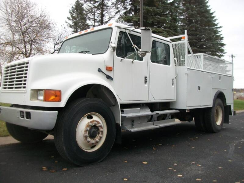 1994 International 4900 for sale at Zimmerman Truck in Zimmerman MN