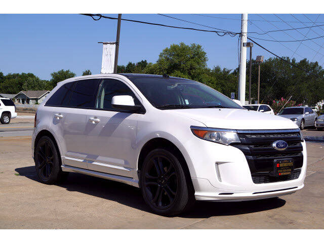 2011 Ford Edge for sale at KC MOTORSPORTS in Tulsa OK
