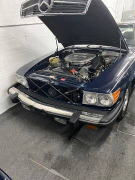 1983 Mercedes-Benz 380-Class for sale at Elite Cars Pro - Classic cars for export in Hollywood FL