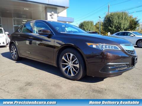 2017 Acura TLX for sale at Precision Acura of Princeton in Lawrenceville NJ
