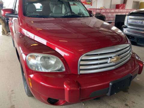 2010 Chevrolet HHR for sale at PYRAMID MOTORS - Pueblo Lot in Pueblo CO