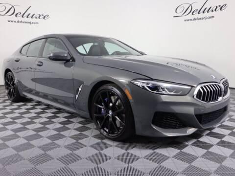 2020 BMW 8 Series for sale at DeluxeNJ.com in Linden NJ