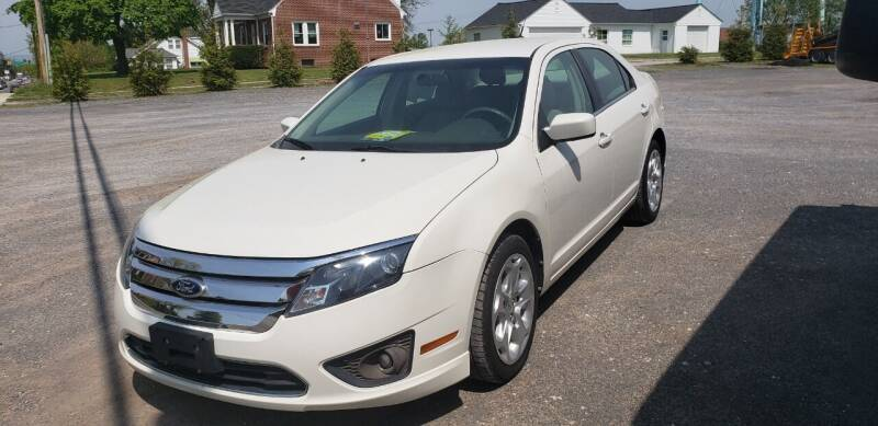 2011 Ford Fusion for sale at Rob's Tower Motors in Taneytown MD