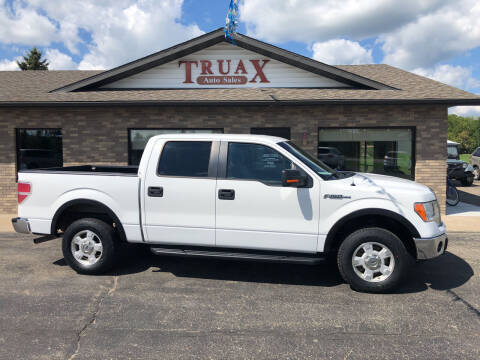2012 Ford F-150 for sale at Truax Auto Sales Inc. in Deer Creek MN