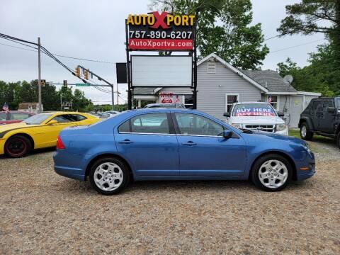 2010 Ford Fusion for sale at Autoxport in Newport News VA