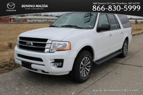 2017 Ford Expedition EL for sale at Bening Mazda in Cape Girardeau MO