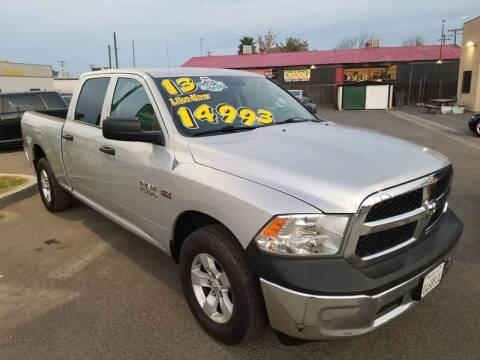 2013 RAM Ram Pickup 1500 for sale at Showcase Luxury Cars II in Pinedale CA