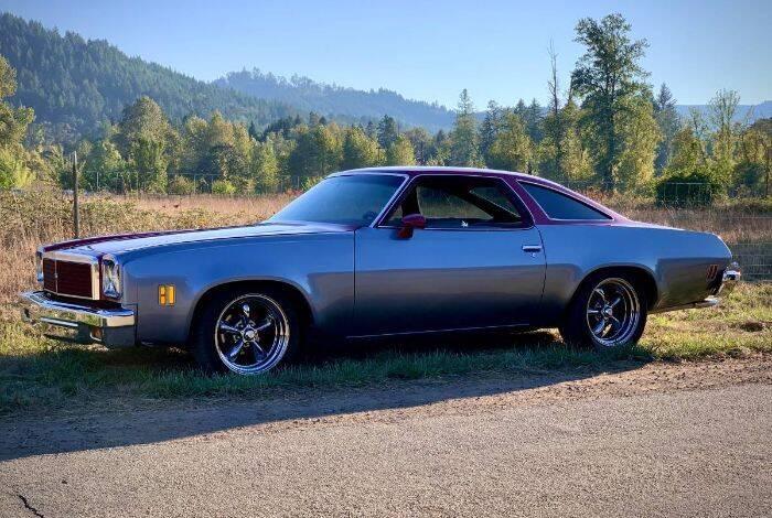 1973 Chevrolet Chevelle for sale in Cadillac, MI