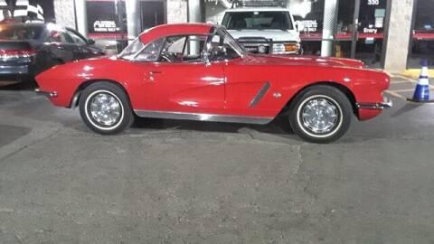 1962 Chevrolet Corvette for sale at Naperville Auto Haus Classic Cars in Naperville IL