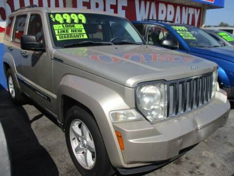 2011 Jeep Liberty for sale at Car One - CAR SOURCE OKC in Oklahoma City OK